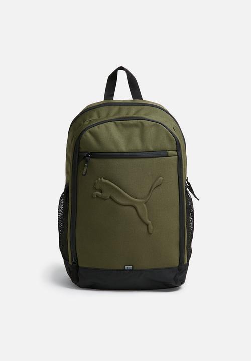 PUMA Buzz backpack - olive night PUMA Bags   Wallets  5886e92097f4a