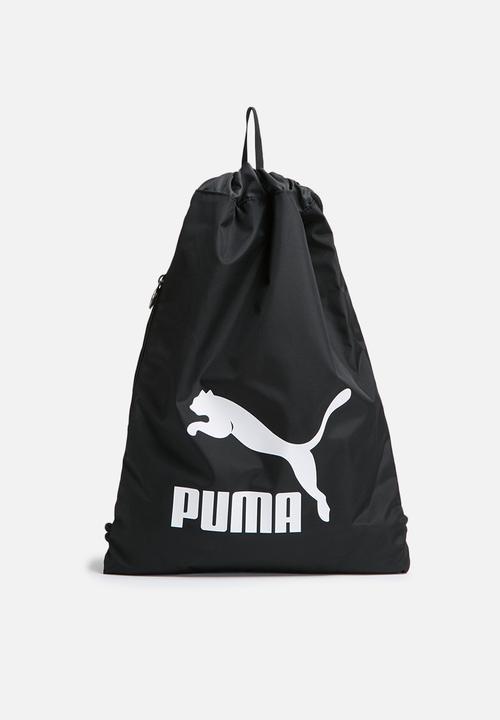 99c14d917c53 Originals gym sack - black PUMA Bags   Purses