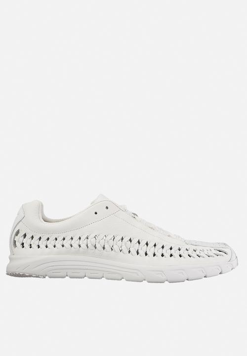 736c8a286f48 Nike Mayfly Woven - 833132-100 - Summit White Nike Sneakers ...