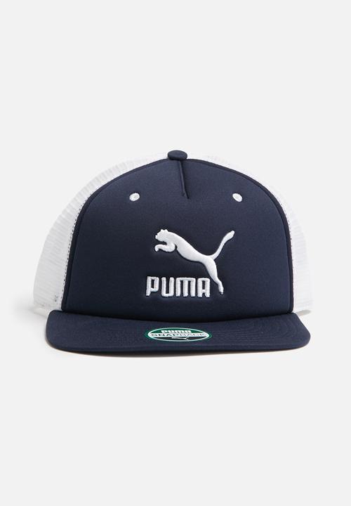 Archive trucker cap-peacoat PUMA Headwear  4088cc0aa48