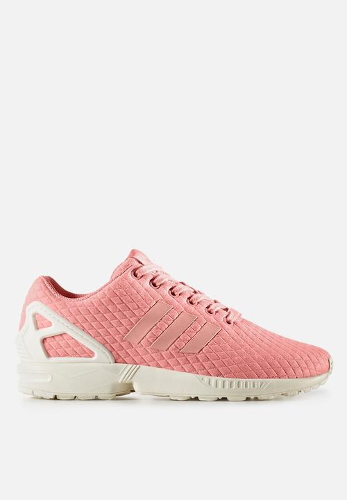 eca1c424d adidas Originals ZX Flux - BY9213 - Trace pink   off white adidas ...