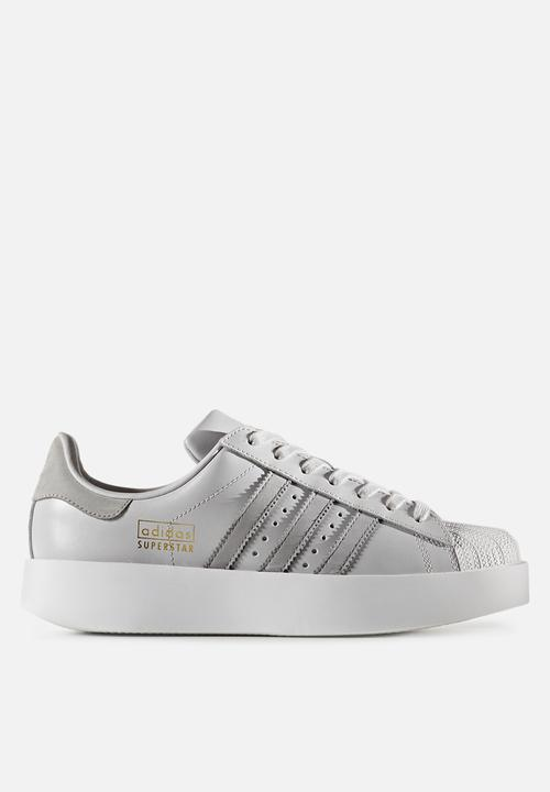 71b979cab4c8 adidas Originals Superstar Bold- CG3694 - Light Solid Grey   Mid ...