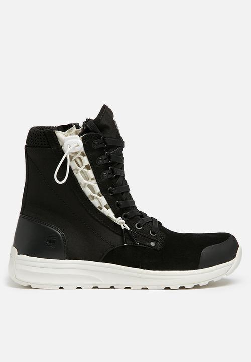 e4cac0eeb07 Cargo high statement black/white G-Star RAW Sneakers   Superbalist.com