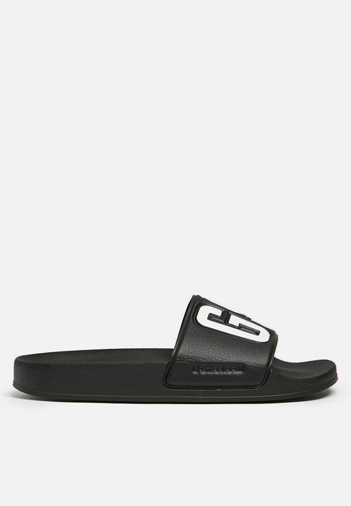 947a582ff2a Cart gsrd slide - black G-Star RAW Sandals   Flip Flops ...