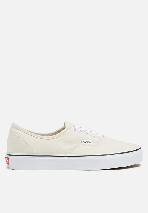 f684ac5efd5254 Vans Authentic - Birch   True White Vans Sneakers