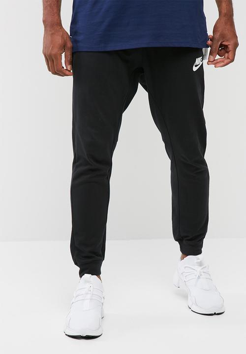Nsw amp; M Jogger Av15 Shorts Sweatpants White Nike Black fwdgpUqxd7