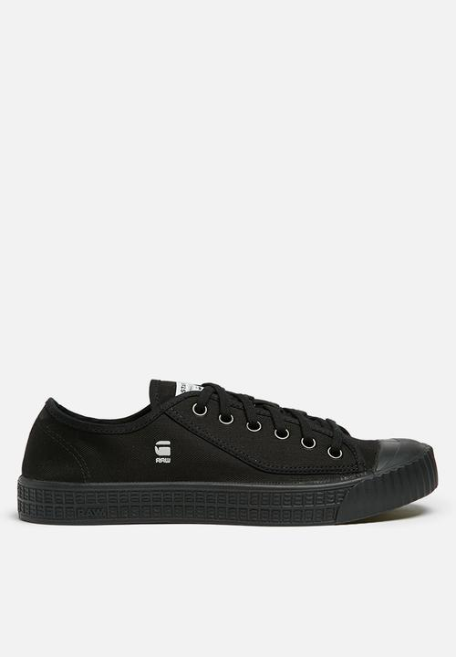 ROVULC HB LOW - Sneaker low - black