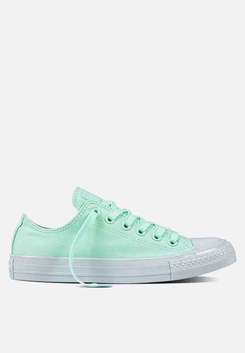 6125fa96f328 Chuck Taylor All Star - ox mint foam platinum Converse Sneakers ...