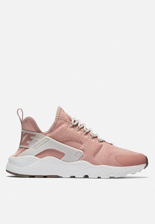 Nike Air Huarache Run Ultra-819151-603-particle pink lightbone white ... 6d9ecbd23