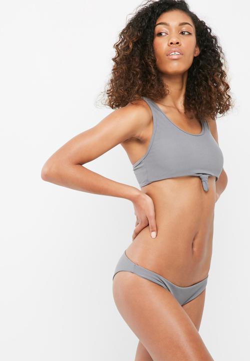 a68cd6a92fff4 Fully bikini bottom - charcoal ridge Bikini Love Bikinis ...