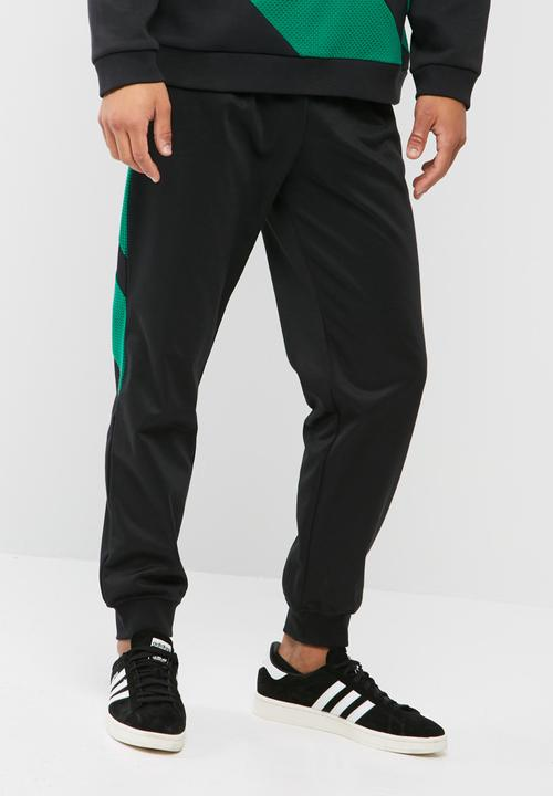 eebf59aa59951 Eqt block tp - black adidas Originals Sweatpants   Shorts ...