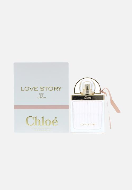 Chloe Love Story Edt   50ml (Parallel Import) by Chloe