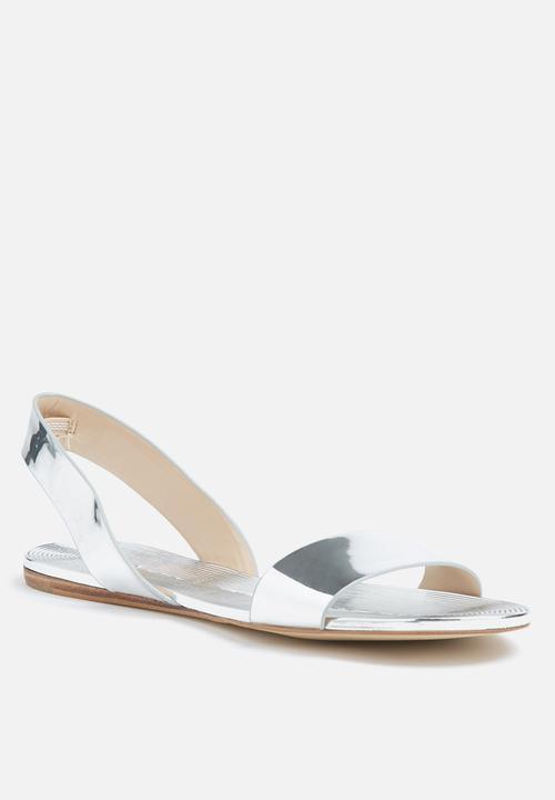 53589bf2720ece Yoana- silver ALDO Sandals   Flip Flops