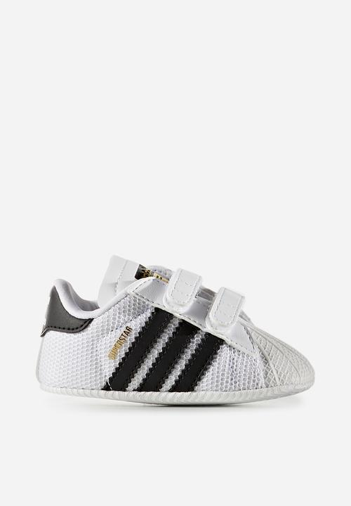 white/black/white baby adidas Originals
