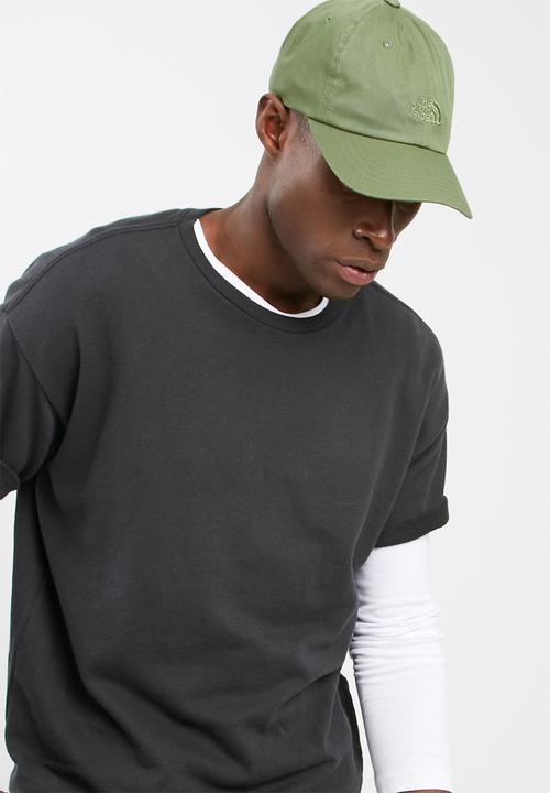The norm hat- burnt olive green The North Face Headwear ... 3ef47707f4f