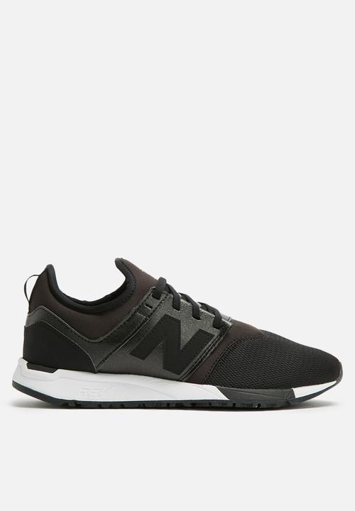 5b433af869167 New Balance WRL247HL Classic - black metallic New Balance Sneakers ...