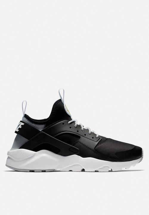 a2f12ce5706c1 Nike Air Huarache Run Ultra - 819685-014 - Black   Wolf Grey ...
