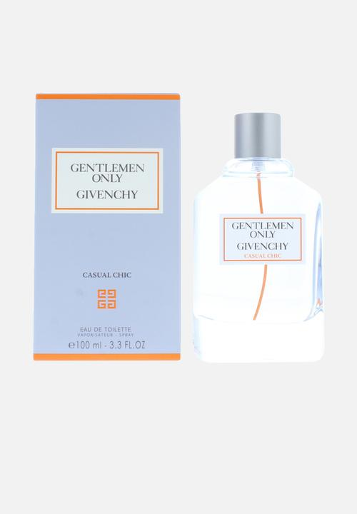 9e6116e2b6 Givenchy - Givenchy Gentlemen Only Casual Chic edt 100ml (Parallel Import)