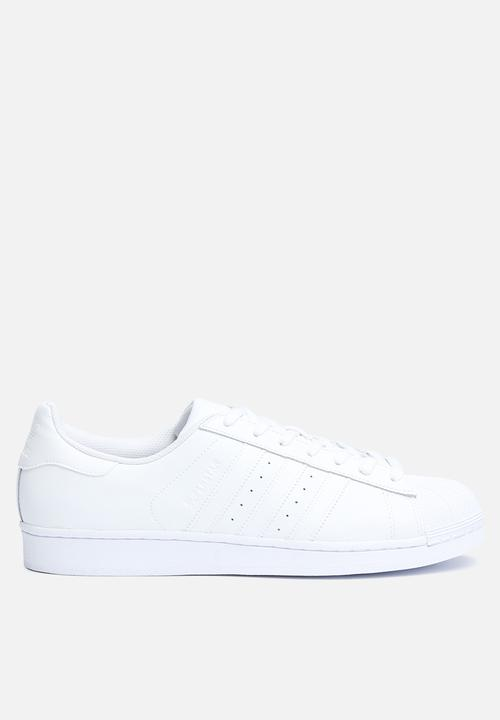adidas Originals Superstar Foundation - B27136 - White   White ... bfffdb24f