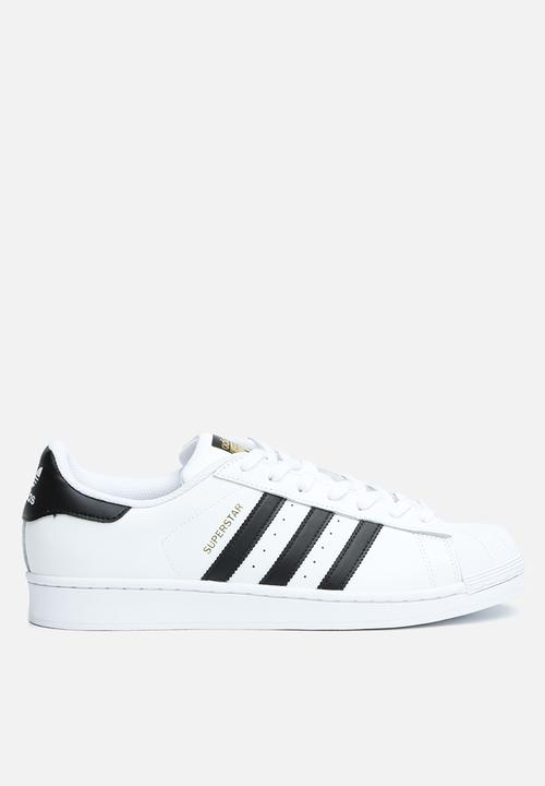 adidas Originals Superstar Foundation - C77124 - White   Black ... 997a3e0f1