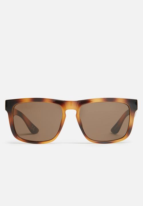 f09a11fb113 Squared off-brown tortoise Vans Eyewear