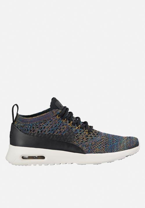 a6ee02902b93 Wms Nike Air Max Thea Ultra Flyknit - 881175-006 - black ivory night ...