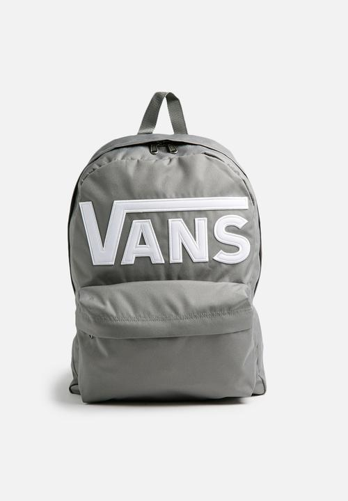 17fcd618c74 Buy grey vans backpack   OFF38% Discounts