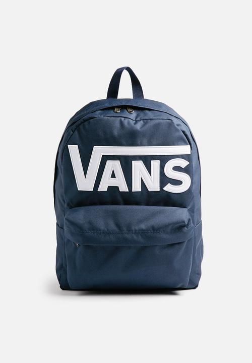 971278904154f0 Old skool II backpack-navy white Vans Bags   Wallets