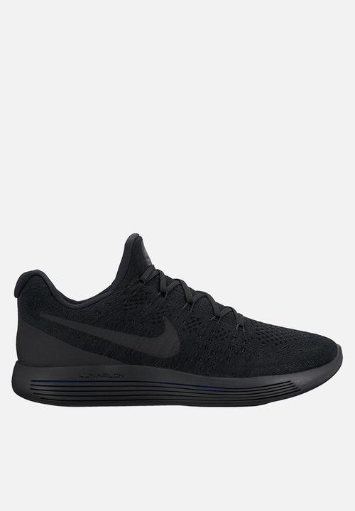 861173a66028 Nike Lunarepic Low FK 2 - 863779-014 - Black   Racer Blue Nike ...