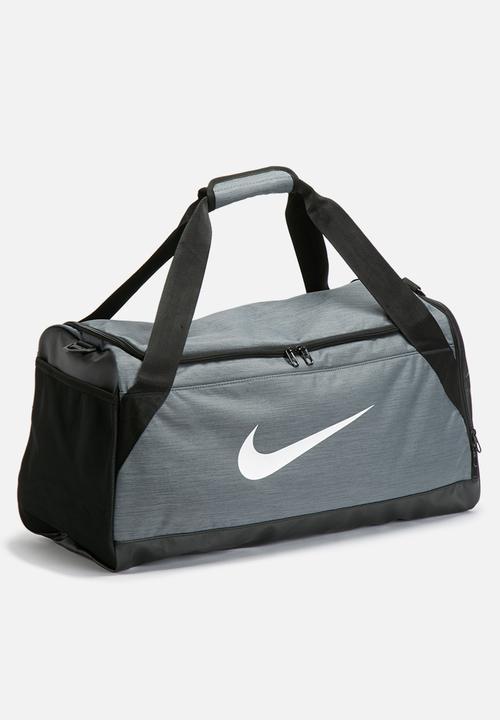 e815c0236a37 Nike brasilia duffel - Grey Nike Bags   Wallets