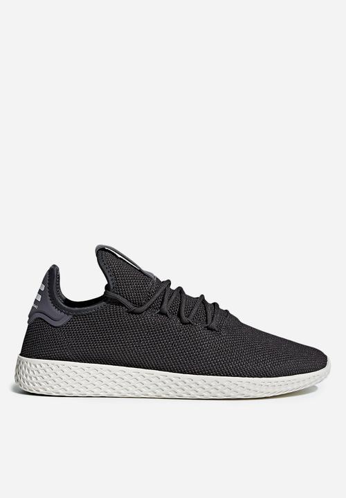 573a91d66b11 Pharrell Williams Tennis Hu shoe - Carbon S18 Carbon S18 Chalk White ...