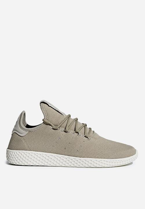f34bd609a Pharrell Williams Tennis Hu Shoe - Tech Beige  Tech Beige  Chalk ...