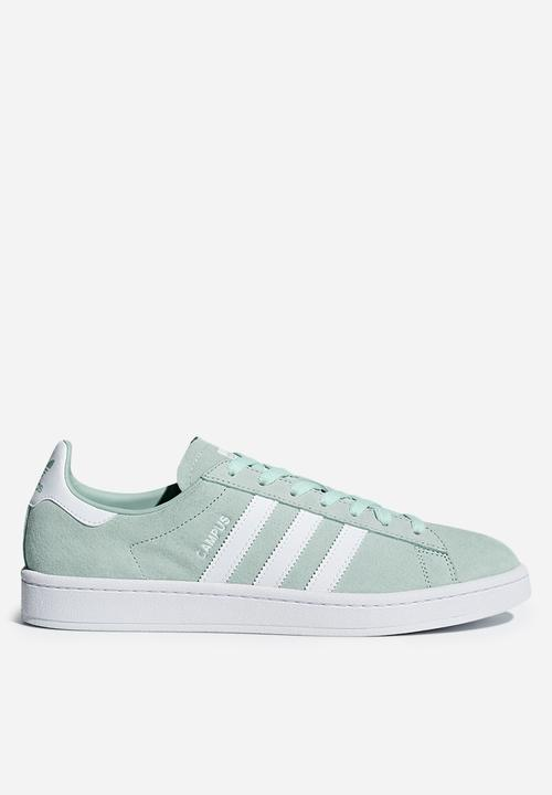 Campus Ash Green S18 Ftwr White Ftwr White Adidas Originals