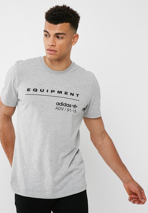 4e509561 PDX Classic Tee - Medium grey heather adidas Originals T-Shirts ...
