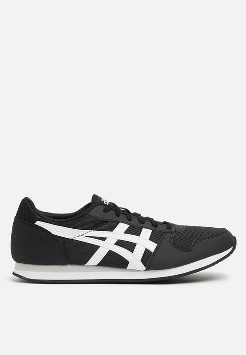 194043a9585c Curreo II - Black White Asics Tiger Sneakers
