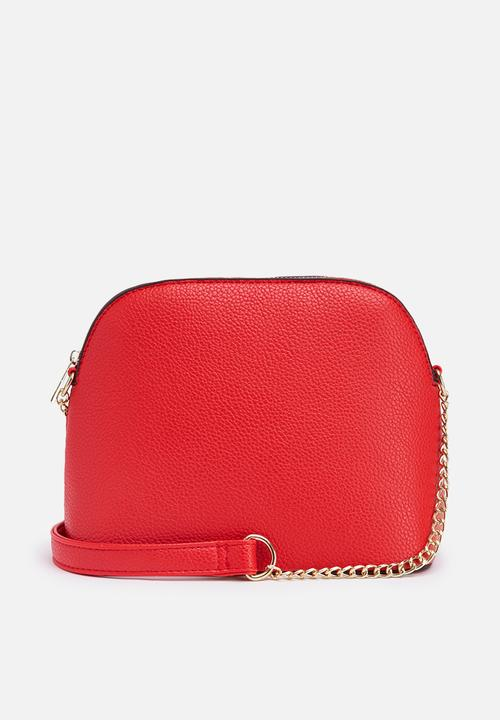 65d3135728 Abongwe sling clutch bag - red dailyfriday Bags   Purses ...
