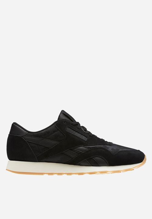 09acbc08c2d Reebok CL Nylon SG - BS9569 - black chalk Reebok Classic Sneakers ...