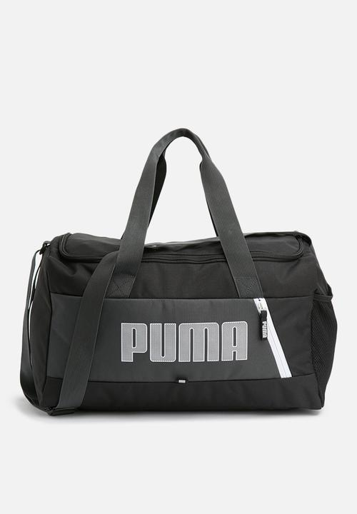 ace5e2a45ab1 Puma fundamentals sports bag s- black PUMA Bags   Wallets ...