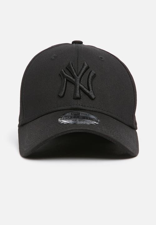 d9c70837fac 3930 MLB League Basic Tonal Neyyan – Black New Era Headwear ...