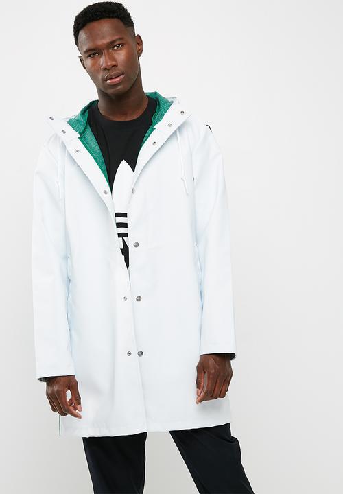 EQT Regenjacke weiß adidas Originals Hoodies, Sweats & Jacken