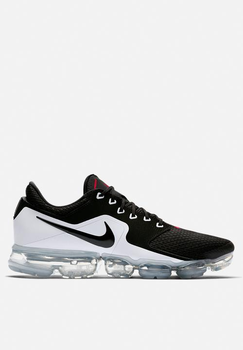 Men s Nike Air VaporMax Running Shoe - black black-metallic silver ... d74be542d