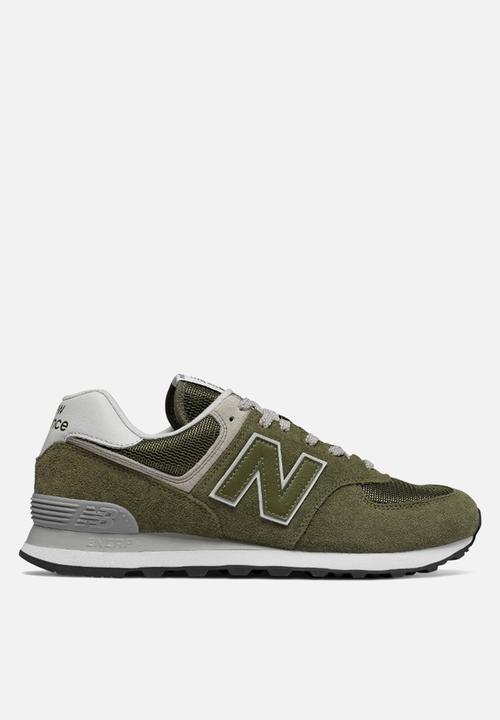 New Balance Ml574Ego Olive Erkek Sneaker