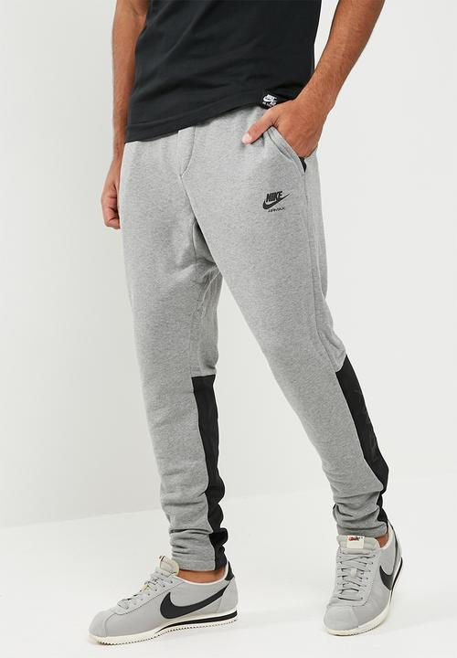 2da280c4d855 M NSW jogger air max ft - Carbon Heather Black Nike Sweatpants ...
