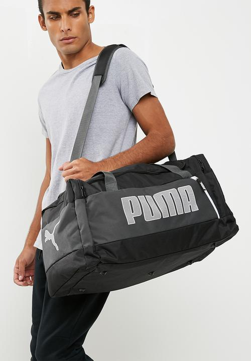 e25b5526fd10 Fundamentals sports bag m- Black PUMA Bags   Wallets