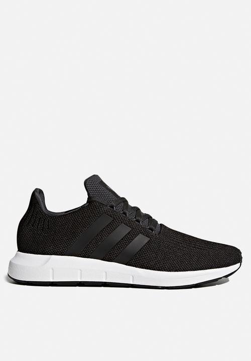 3e47b99eb Swift Run - carbon black grey adidas Originals Sneakers ...