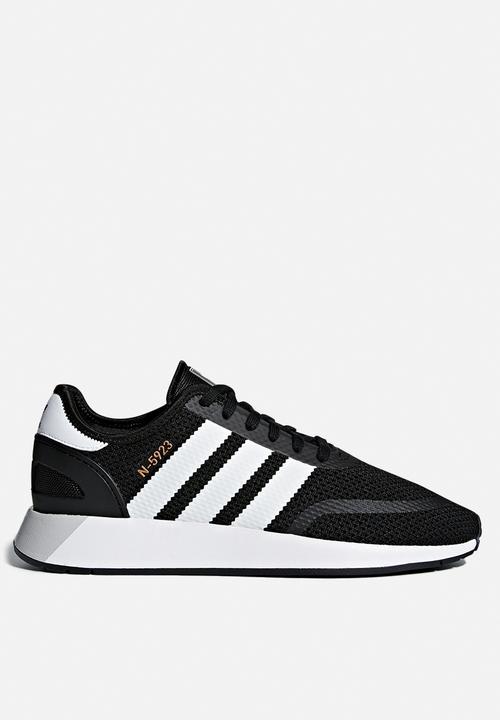 cdb2f67ce822cf N-5923 - black white greone adidas Originals Sneakers