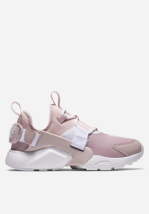 6342b6374aaec Nike Air Huarache City Low - AH6804-600 - Particle Rose   White Nike ...