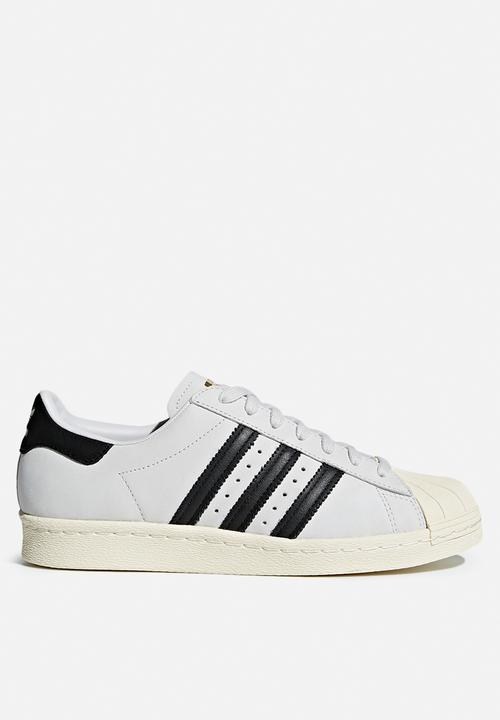 Superstar 80s W - Ftwr White/Core Black/Cream