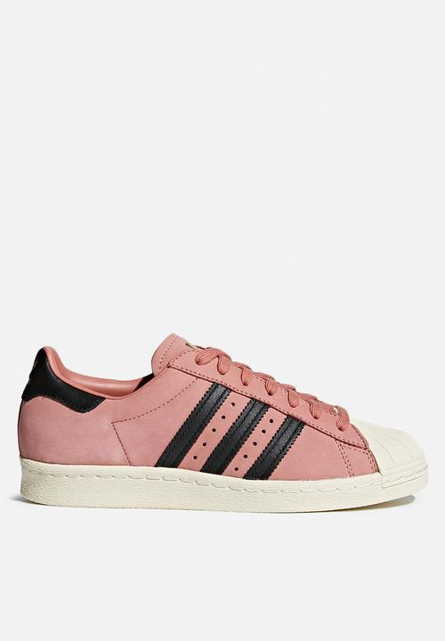 0b945965ec1af Superstar 80s W - Ash Pink S15-ST Core Black Cream White adidas ...