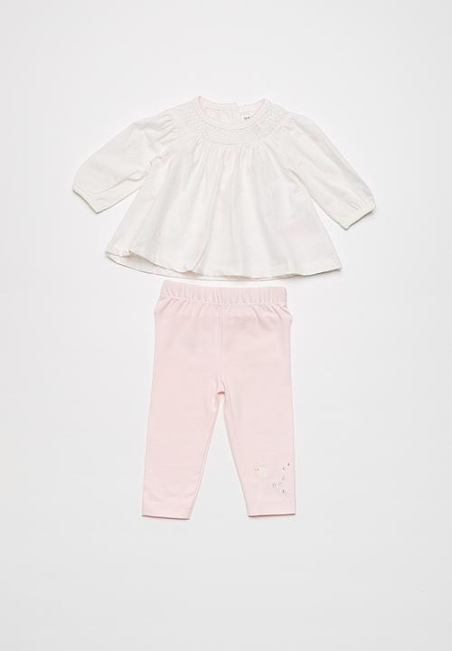 Girls' Clothing (0-24 Months) Baby Original Babaluno Baby Girl 6-9 Months
